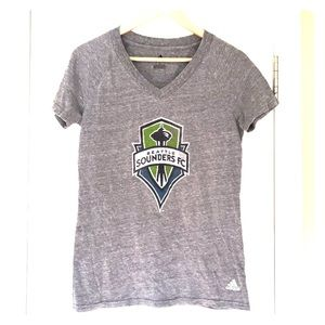 Seattle Sounders Adidas T-shirt women's